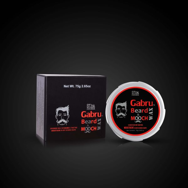 Much & Hair Wax Dabi 75g
