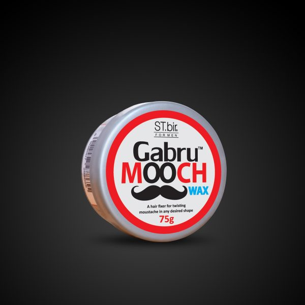 Much-Wax-Round Dabbi-75gm
